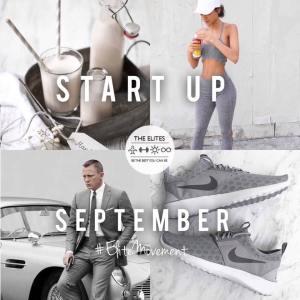 Start Up September